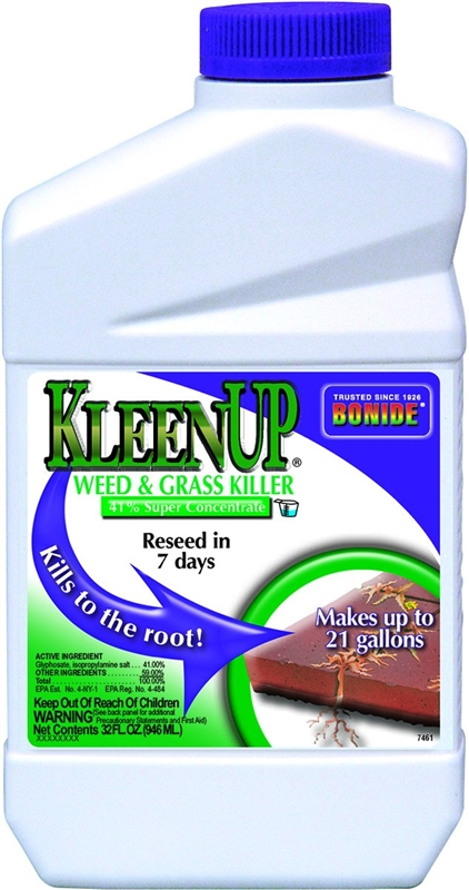 Bonide KleenUp 7461 Concentrate Weed and Grass Killer