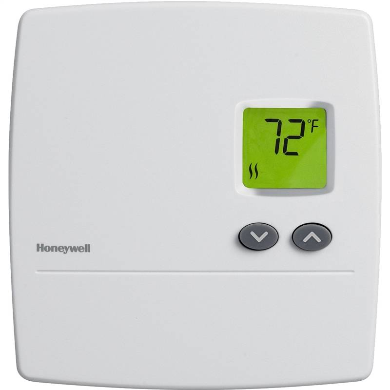 Honeywell rlv a non programmable thermostat for