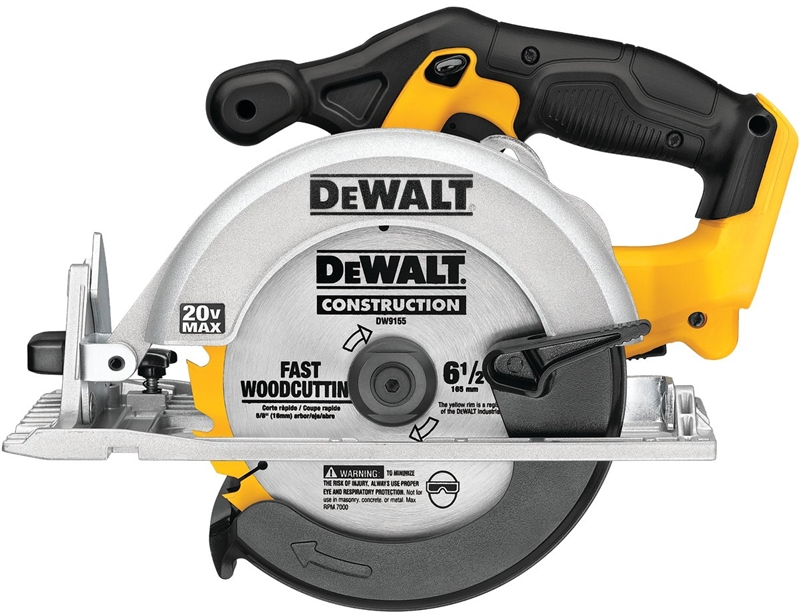 Dewalt Dcs391b Tool Only Cordless Circular Saw 20 V Max