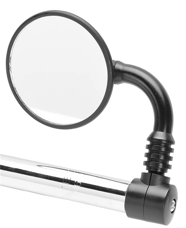 Kent 94001 Standard Flexible Mirror For Use With Handlebars Of Most