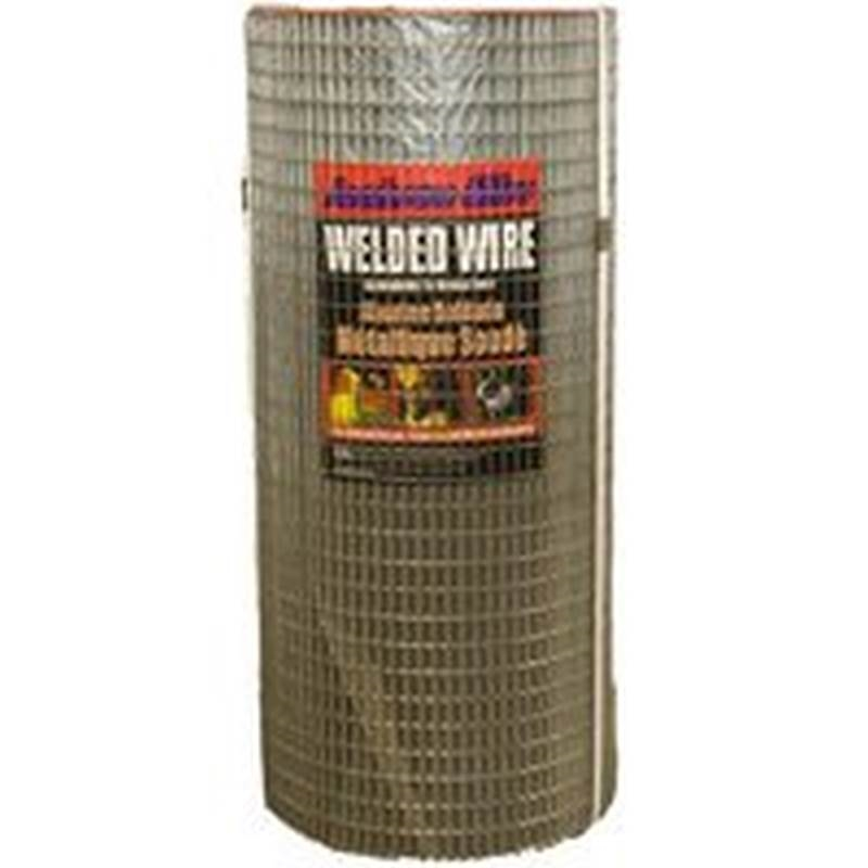 Jackson Wire 10044014 Welded Wire Fence 100 Ft Roll L X