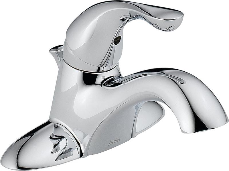 Delta 520 Dst Classic Lavatory Faucet 1 11 16 In Spout 4
