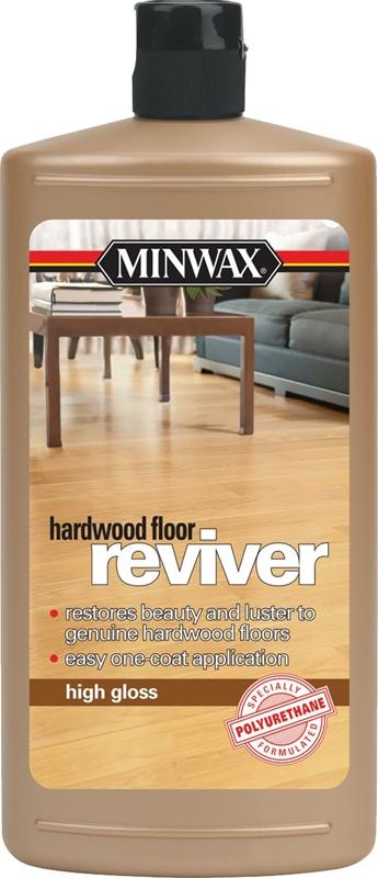 Minwax 60950 Oil Based Hardwood Floor Reviver 1 Qt 175 225 Sq Ftqt