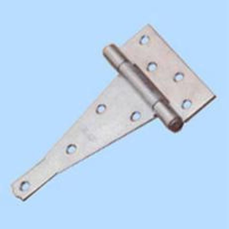 """6/"""" Zinc Plated 926CX-B Onward Steel Heavy Duty Tee Hinge"""