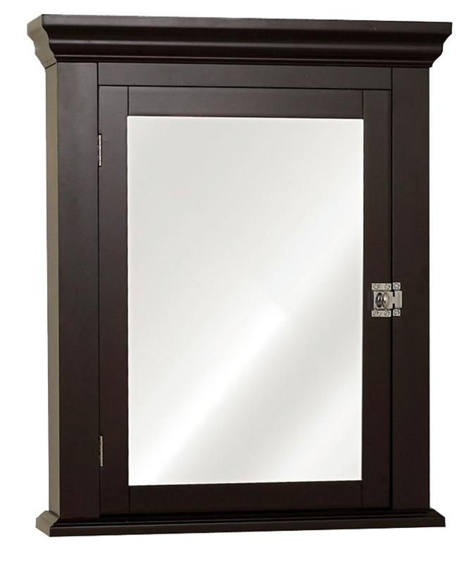 Zenith Early American Mc11ch Mirrored Medicine Cabinet 22