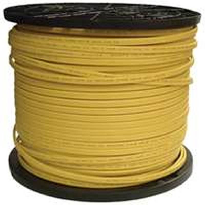 Romex SIMpull 28828272 Type NM-B Building Wire, 12/2, 400 ft, PVC