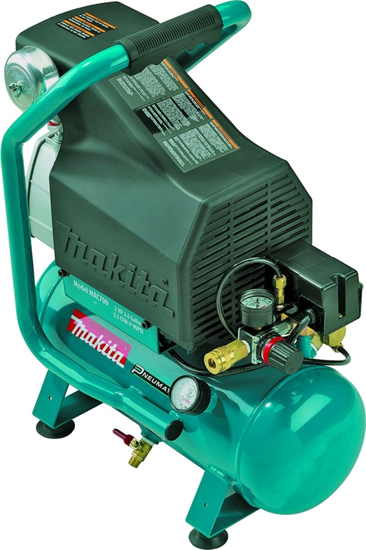 Makita   Gal Hot Dog Air Compressor