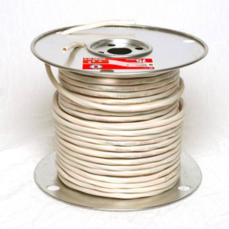 Romex 000348 Type NMD90 Electrical Wire, 14 AWG, 150 m, PVC/Nylon