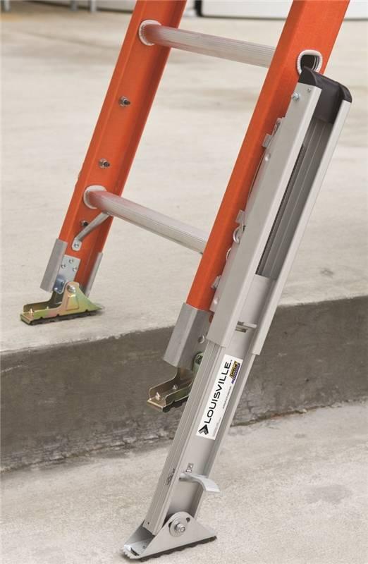 Louisville Levelok Heavy Duty Swivel Ladder Leveler 375