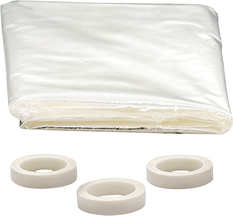 Shrink Amp Seal 04184 Window Insulation Kit 42 X 62 In