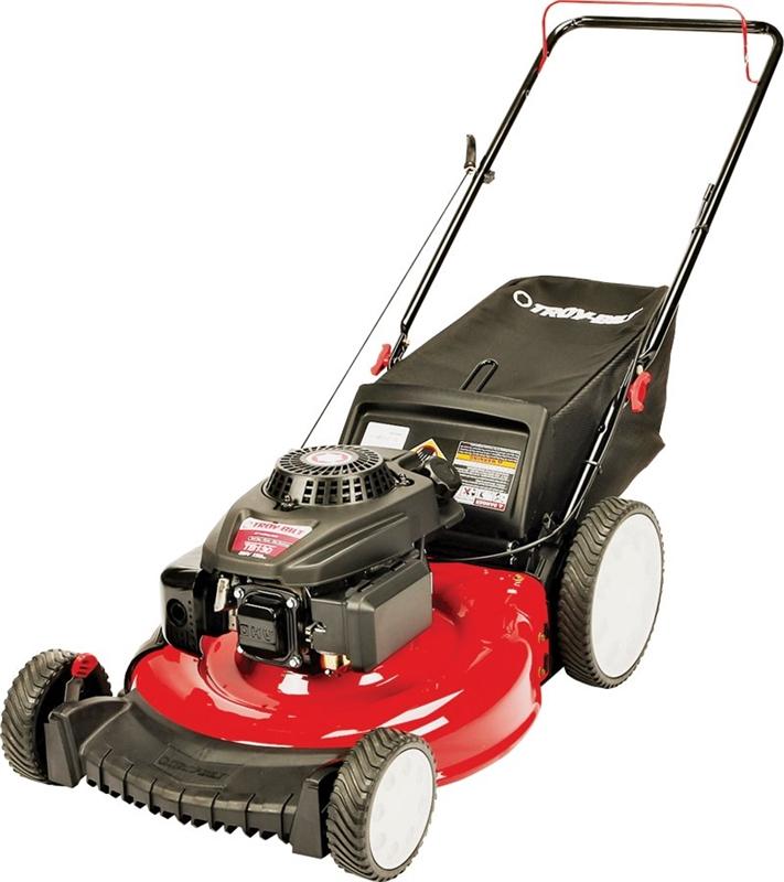 Mtd Push Mower : Troy bilt a b j lawn mower in w to