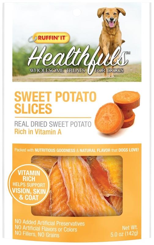 rhode island 08312 ruffin it healthfuls dog treats sweet potato slices 5 oz. Black Bedroom Furniture Sets. Home Design Ideas
