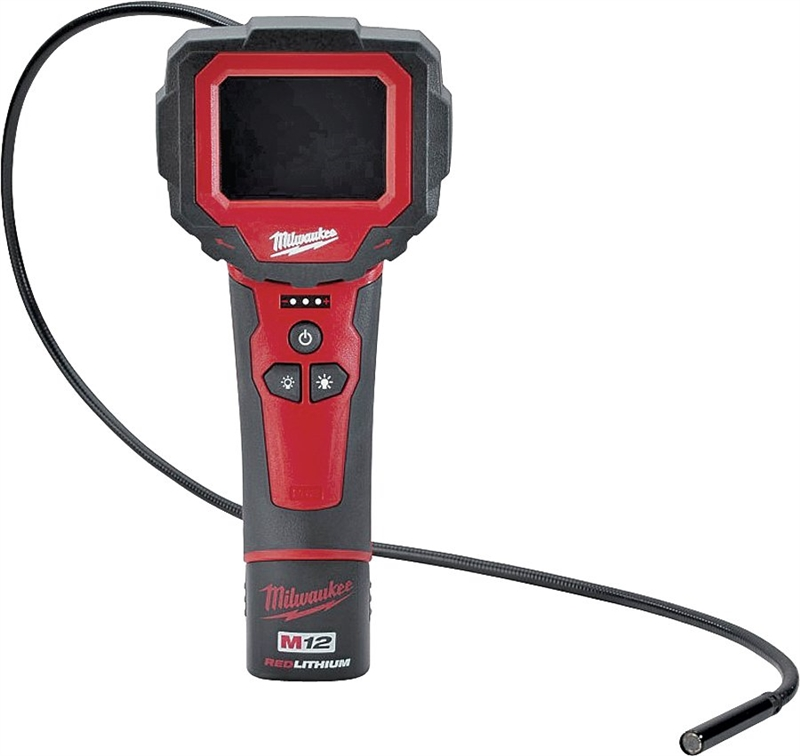 M-Spector M12 2313-21 Cordless Inspection Camera Kit