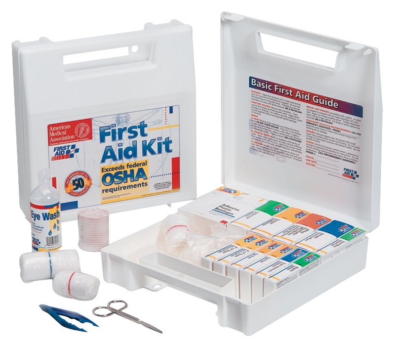 22597 KIT FIRST AID 197 PC GEN PURP