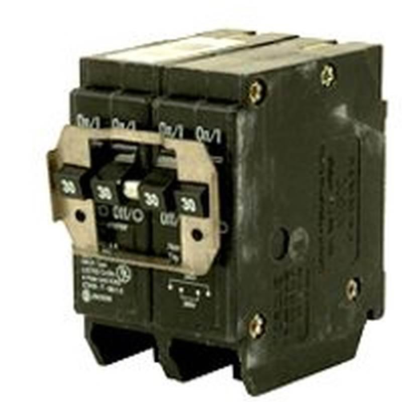 25A 2P Eaton BR225 Breaker 120//240V 10 kAIC Type BR