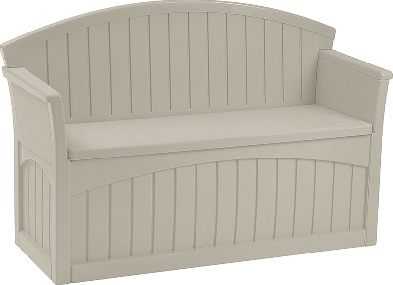Superieur Suncast PB6700 Ultimate Patio Bench, 450 Lb Weight, 34 1/2 In