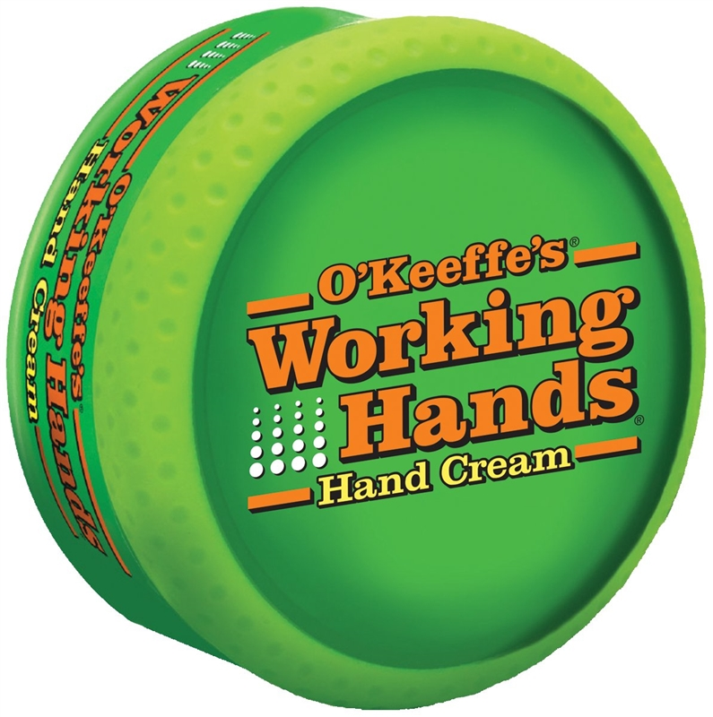 working hands cream o keeffe s k0350007 healthy working 3 4 oz 10710