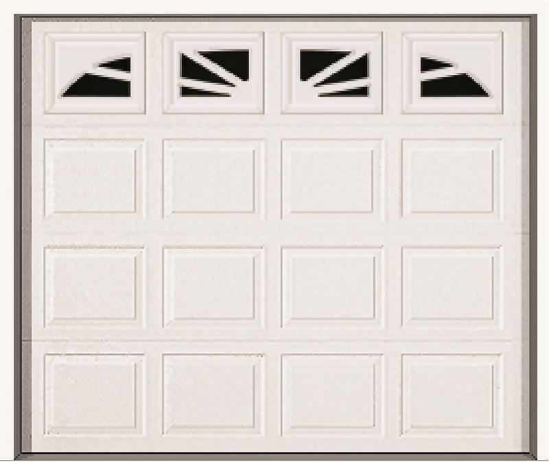 Wayne Dalton 9100 Williamsburg Garage Door 9 Ft W X 7 Ft H Steel