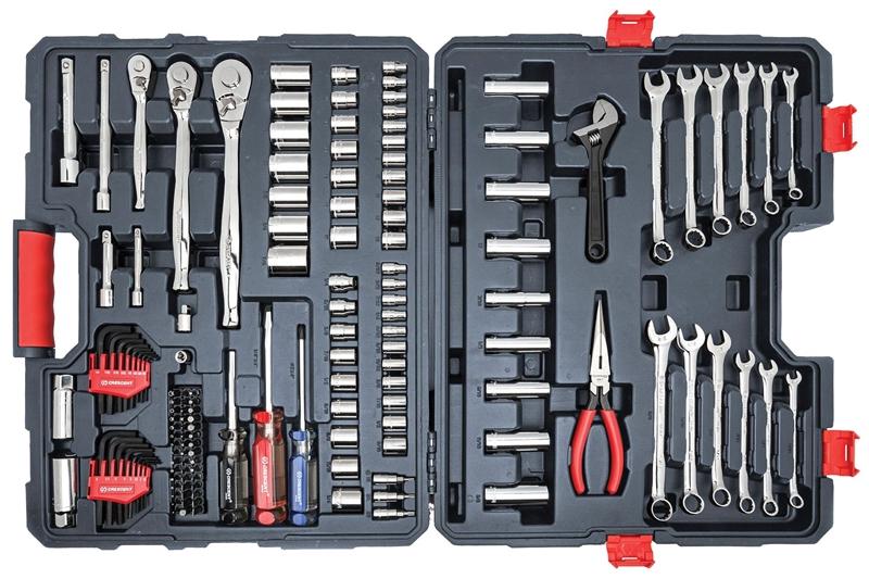 Crescent CTK148MP Mechanic Tool Set