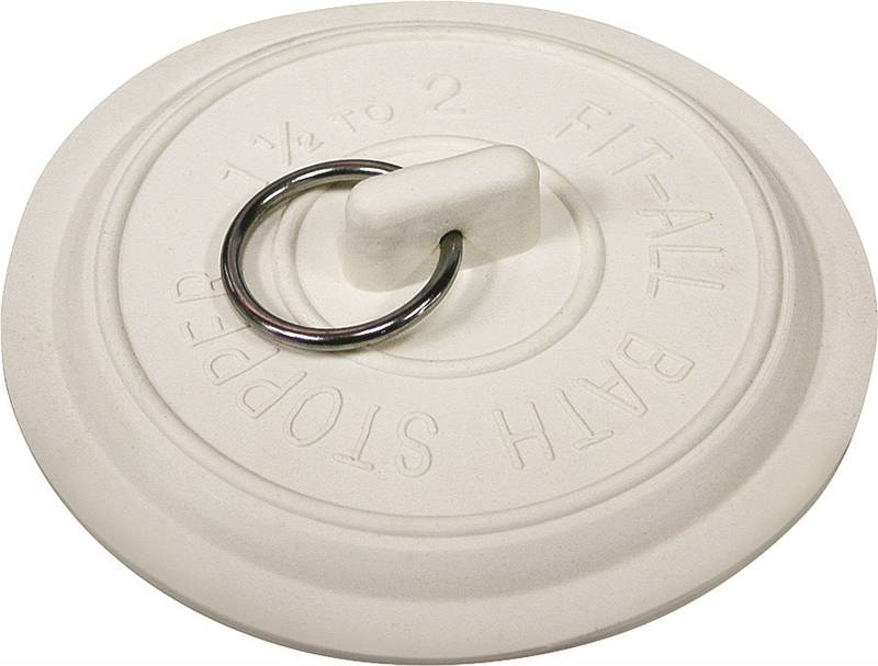 Worldwide Sourcing PMB-100-3L Tub Stopper, Fits Size 1-1/2 - 2 in