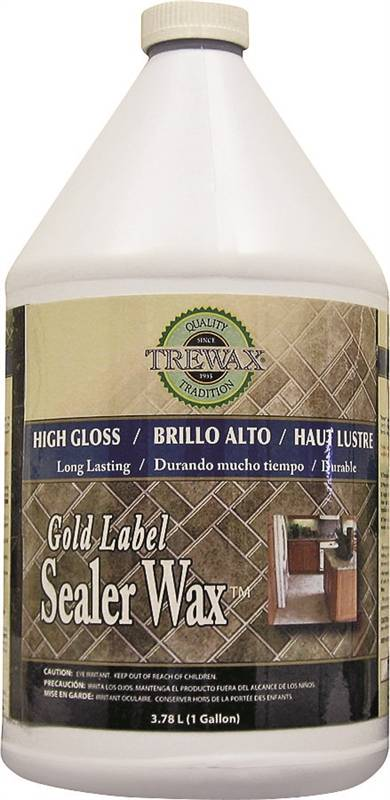 Trewax Gold Label 887171967 High Gloss Sealer Floor Wax 1