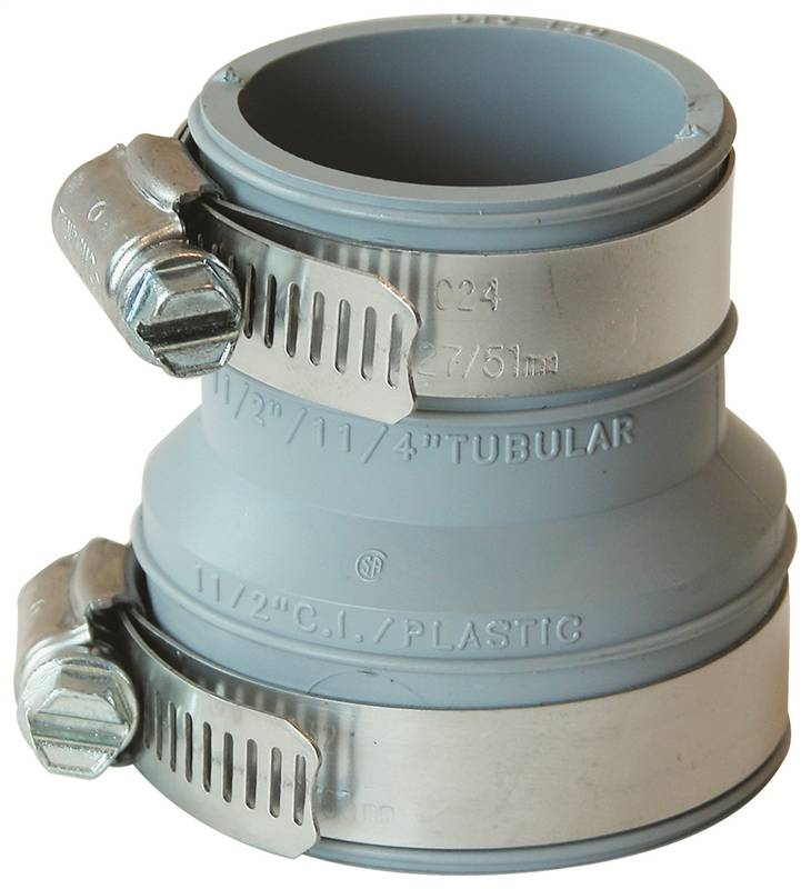 Fernco Pdtc 150 Flexible Drain And Trap Connector 1 1 2 X