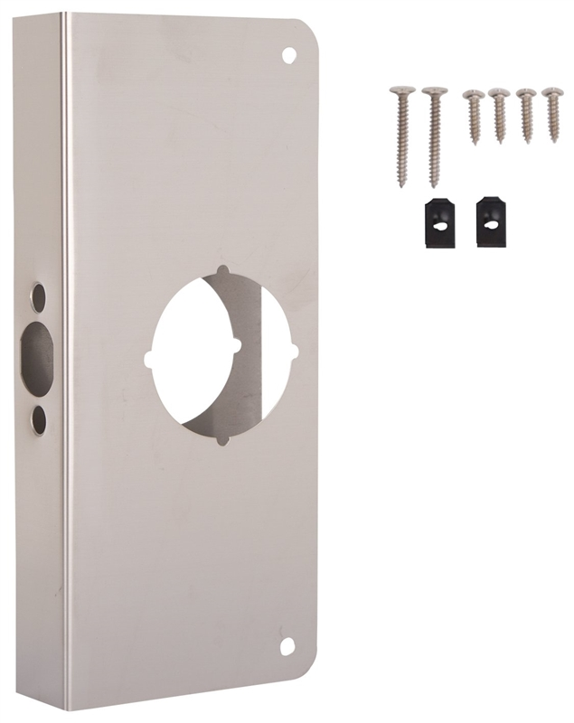 Prosource Hsh 048sbn Ps Door Reinforcer For Use With 1 3