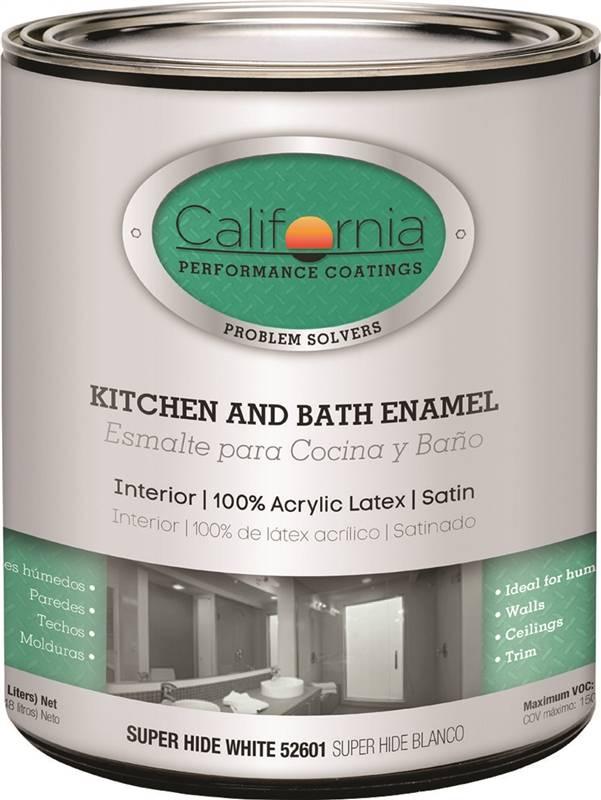 Fixall 52601 4 kitchen and bath enamel paint 1 qt for Bath enamel paint