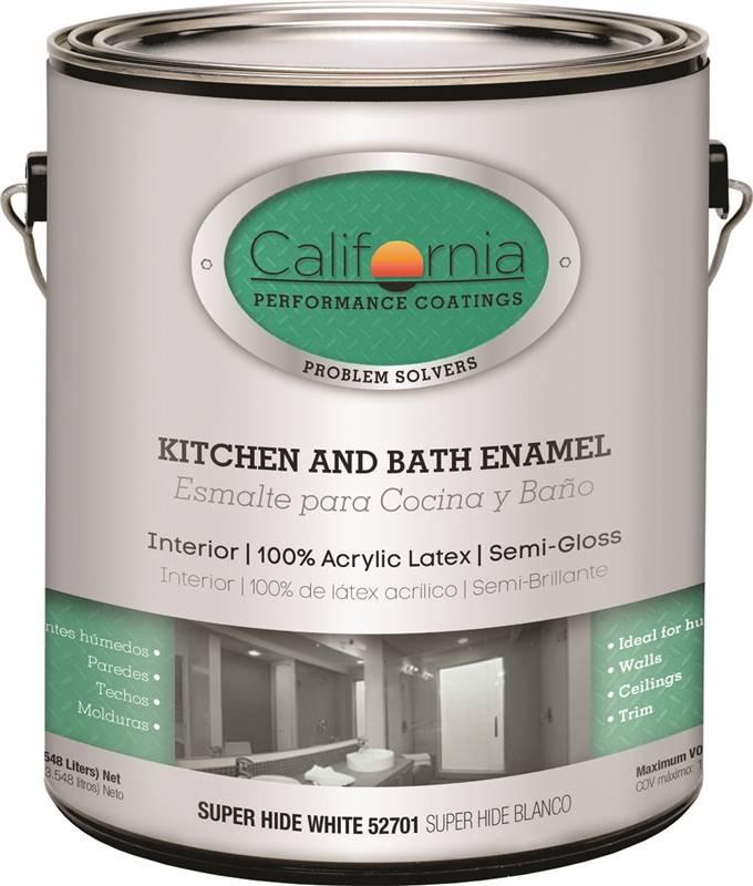 California 52701 4 Kitchen And Bath Enamel Paint