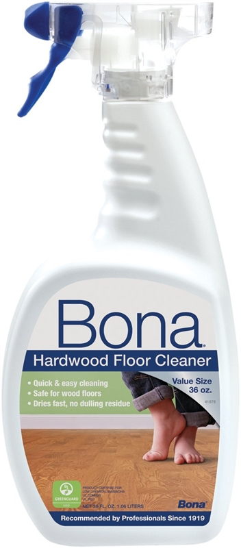 Bona Wm700059001 Ready To Use Floor Cleaner 36 Oz Bottle