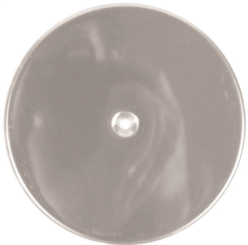 Oatey flange cover plate in dia stainless steel