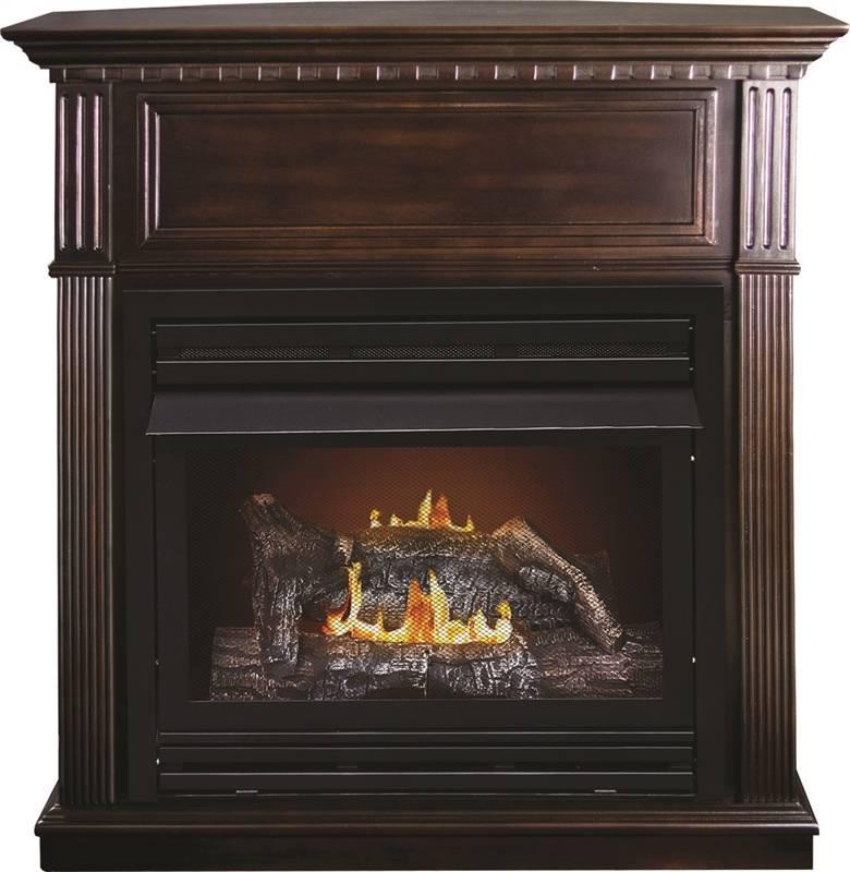 Kozy World Gfd2670 Gas Fireplace 26000 Btu 1100 Sq Ft