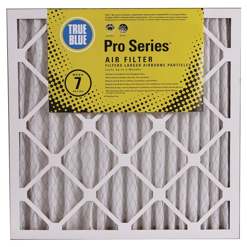 filter air 16x25x4 pro basic - case of 6
