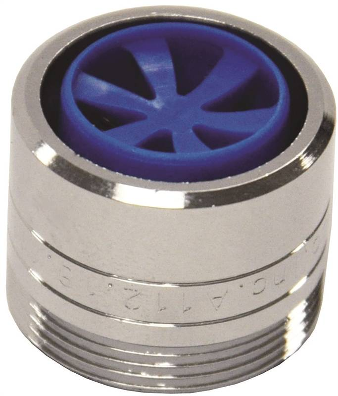 Danco 10487 Faucet Aerator 13 16 27 Male 1 5 Gpm Chrome