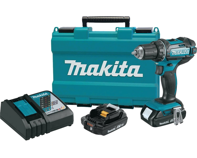 DRILL/DRIVER 18V COMPACT KIT