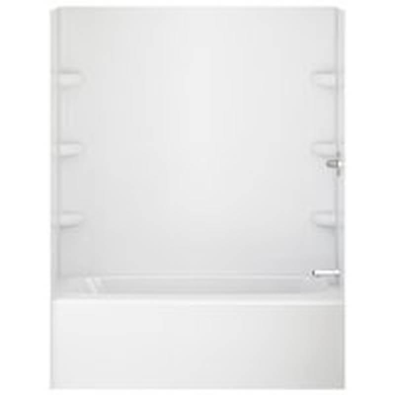 American Shower 39964 5 Piece Bathtub Wall Kit