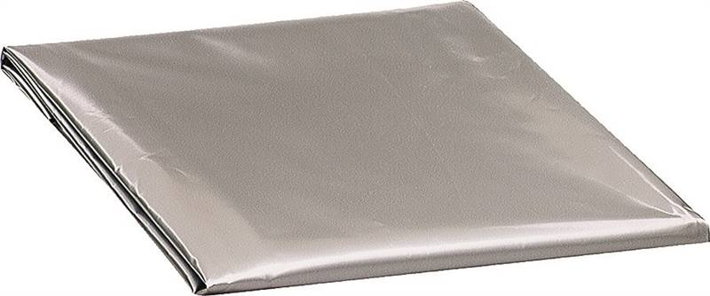 M D 03392 Air Conditioner Cover With Elastic Strap 27 In