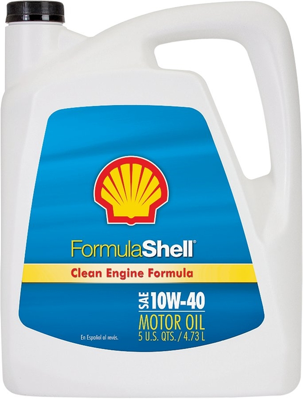 Oil Mtr Formula Shl 10w40 5qt Case Of 3