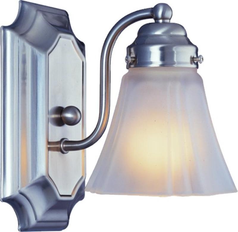 Satin Nickel BOSTON HARBOR RF-V-042-BN 4 Light Vanity Fixture