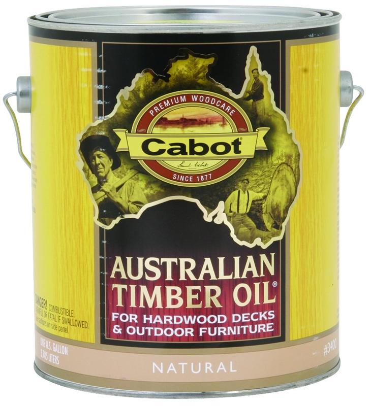 Oil Australian Timber Natl Ga Case Of 4