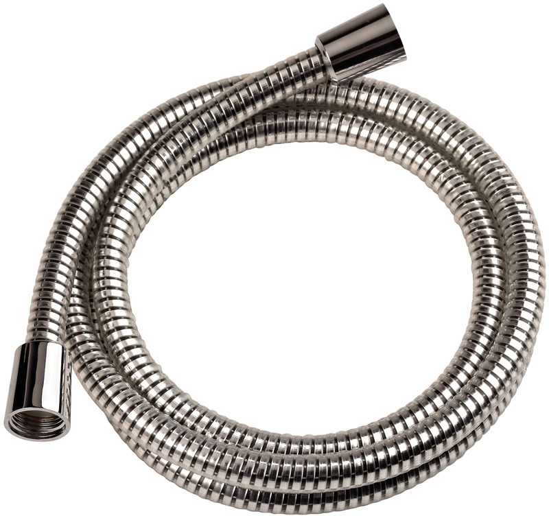 MintCraft B1101CP Shower Hose With Hex Nuts, For Use With Handheld ...