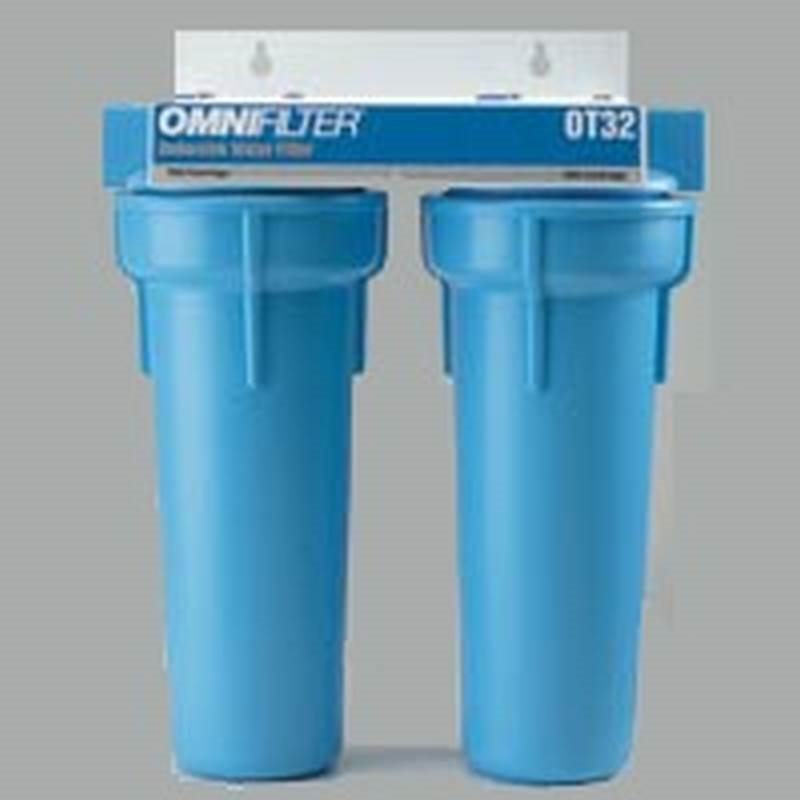 Omnifilter A Undersink Dual Stage Water Filter Cartridge
