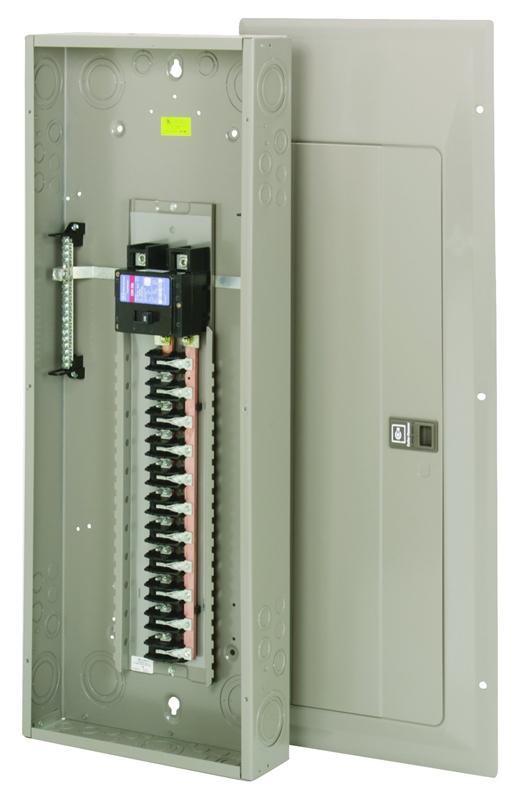 Eaton Ch42b200kp Load Center 120 240 Vac 200 A Main Breaker