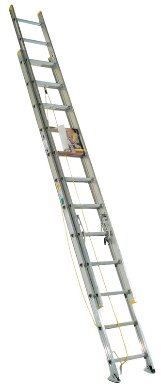 Werner D1224 2 Multi Section Extension Ladder 225 Lb 1 3
