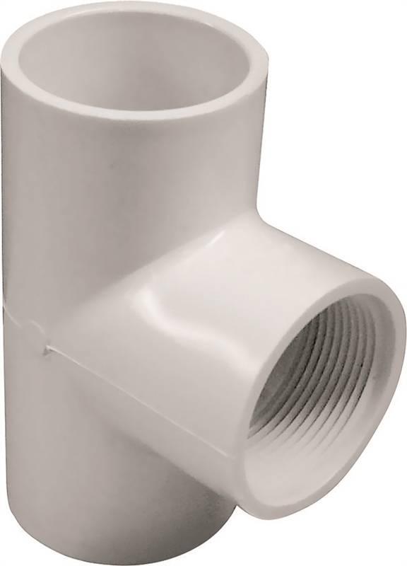 Solvent weld pipe aluminum extension
