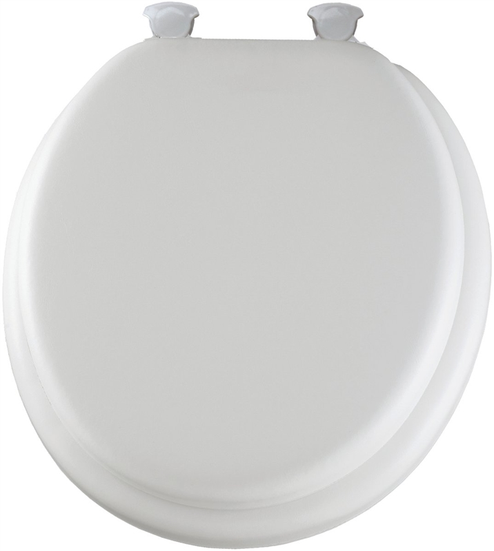 Mayfair 13ec 000 Premium Soft Toilet Seat With Cover For