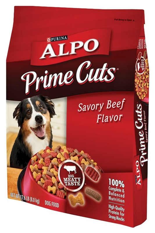The Word on the Street Customer reviews of Alpo brand dog food are mostly negative. Many dog owners share the view that Alpo is a low-quality, inexpensive dog food formula that does not provide good nutrition for dogs.