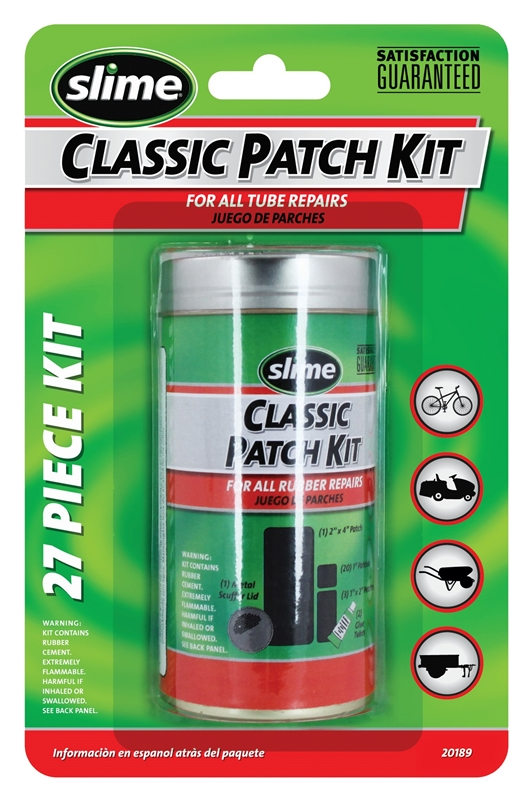 Slime Classic 4060 A Tire Patch Kit 27 Pieces 6 825 In L