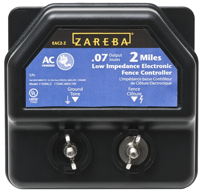 Fi-Shock EA2M-FS AC Low Impedance Energizer 2-Mile