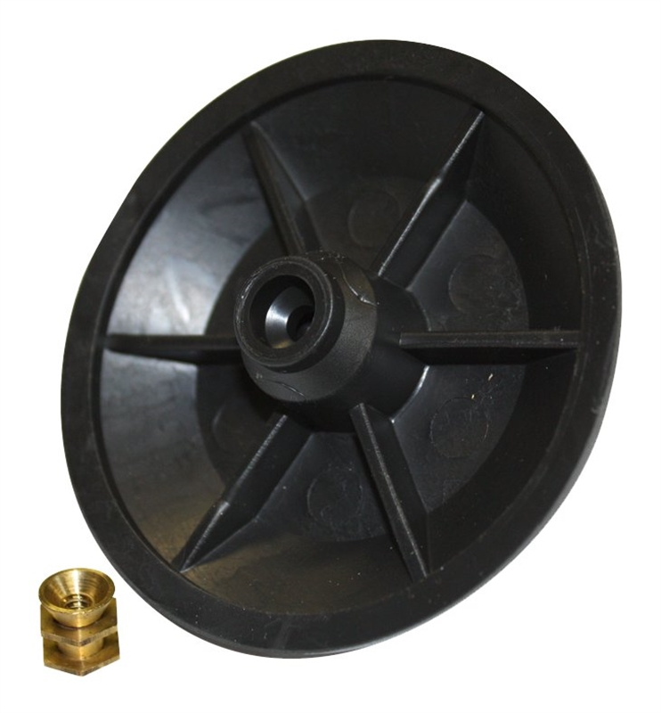 Korky 0421bp Combo Seat Disc For Use With Snap On And